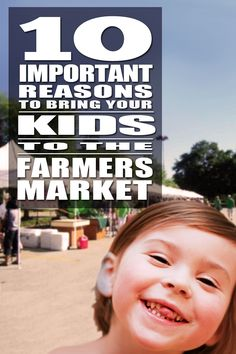 Important tips here! Teach your kids about #realfood and #community.