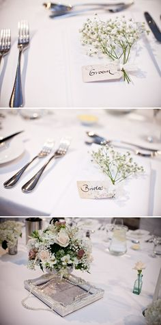 Baby's Breath for place names - love it