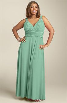 empire waist bridesmaid dresses plus size - Google Search