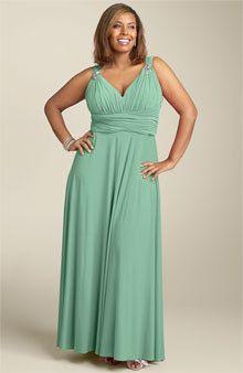 empire waist bridesmaid dresses plus size - Google Search