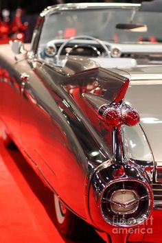1959 Cadillac Convertible - The '59 Caddy has to be one of the sweetest rides ever made!