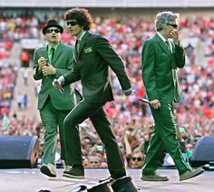 Saw Beastie Boys in concert  #beastieboys