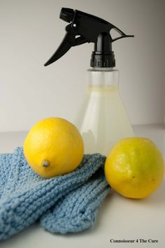 I have a homemade all purpose cleaner I love, but I adore lemony scents in the kitchen, so I'll definitely be trying this one!