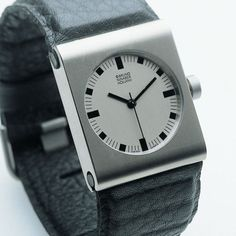 Bruno Ninaber watch