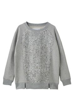 The Virgnia tweed×Sweat