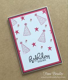 Birthday - Better Together - Stampin' Up! - Fiona Bradley