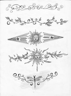 bracelet tattoos designs white ink | Ankle Tattoo Designs by *ladydyer2000 on deviantART. Something like the top one.