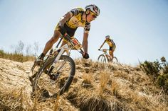 2015 Absa Cape Epic-Jaroslav Kulhavy & Christoph Sauser, Team Investec Songo Specialized