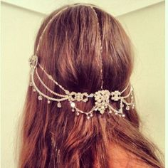 How to Chic: BOHO HEADPIECE
