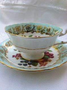 Paragon Fine Bone China By Appointment to Her by MariasFarmhouse, $50.00