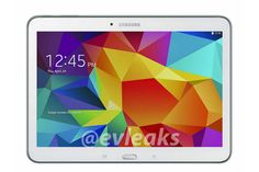 Assault of the tablets - Samsung Galaxy Tab 4 10.1, coming soon