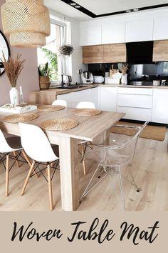Kitchen Room Design, Modern Kitchen Design, Home Decor Kitchen, Interior Design Kitchen, New Kitchen, Home Kitchens, Room Kitchen, Kitchen Living, Kitchen Cabinets