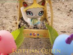 Lps Egytian Queen cool!!