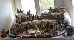 Christmas Village 2011 | Stephanie B | Flickr