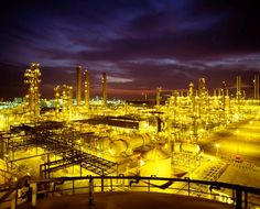 Colombia - Refineria Barrancabermeja, Santander