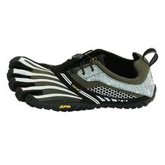 Spyridon LS - just got these and LOVE them.  Took my first run in them today. It has a more aggressive tread because it is designed for trail running - stones & gravel. Reflective, too!