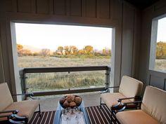 2012 HGTV Dream Home Master Porch