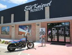 Evel Knievel Museum (Topeka) - 2018 All You Need to Know Before You Go (with Photos) - TripAdvisor Kansas Attractions, Indoor Attractions, Topeka Kansas, Kansas City, Lake Shawnee, Lakeside Camping, What To Do Today, History Museum, Vacation Spots