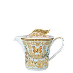 The Home Collection - Versace Rosenthal Dinnerware / Le Jardin Tea Pot $725.00