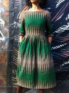 pencil Wax print Emery Dress by La WaXeuse Nkrumah's pencil Wax print Emery Dress—wow! great use of wax print fabricNkrumah's pencil Wax print Emery Dress—wow! great use of wax print fabric Looks Street Style, Looks Style, Look Fashion, Fashion Tips, Fashion Articles, 80s Fashion, Ladies Fashion, Skirt Fashion, High Fashion
