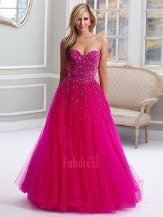 Pink Prom Dresses / Evening Dresses