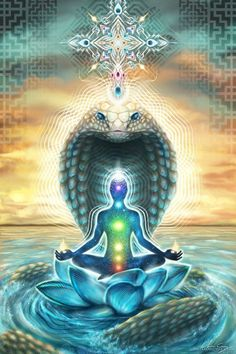 Become aware of the kundalini energy within your True Nature and you open yourself to unlimited possibilities.