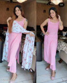 Dupatta Sets Attractive Rayon Kurti Plazo Set With Dupatta Kurta Fabric: Rayon Bottomwear Fabric: Rayon Fabric: Rayon Sleeve Length: Three-Quarter Sleeves Set Type: Kurta With Dupatta And Bottomwear Bottom Type: Pants Pattern: Printed Multipack: Single Sizes: XL (Duppatta Length Size: 2.25 m)  L (Duppatta Length Size: 2.25 m)  M (Duppatta Length Size: 2.25 m)  XXL (Duppatta Length Size: 2.25 m) Country of Origin: India Sizes Available: M, L, XL, XXL   Catalog Rating: ★3.9 (418)  Catalog Name: Women Rayon A-line Embroidered Sharara Dupatta Set CatalogID_1557404 C74-SC1853 Code: 256-9018689-9952