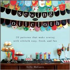 """Sewing with Oilcloth"" - an amazing buy  http://www.amazon.co.uk/Sewing-Oilcloth-Kelly-McCants/dp/0470912324/ref=sr_1_1?s=books&ie=UTF8&qid=1430228102&sr=1-1&keywords=oilcloth"