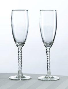Set Of Toasting Glasses