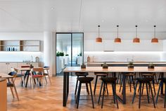 Richard Crookes Constructions Offices - Sydney