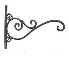 Wrought Iron Decor, Wrought Iron Gates, Lantern Hooks, Wall Plant Hanger, Welding Design, Window Grill Design, Iron Windows, Metal Bending, Rustic Hardware