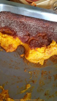PAMPOENTERT MET ROOM Braai Recipes, Vegetable Recipes, Cooking Recipes, Pumpkin Tarts, Pumpkin Bread, South African Recipes, Africa Recipes, Sweet Tarts, Pudding Recipes