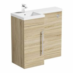 Contemporary Bathroom Furniture, Modern Bathroom, Bathroom Storage Units, Concealed Cistern, Back To Wall Toilets, Chrome Handles, Cupboard Doors, Vanity Units, Storage Solutions