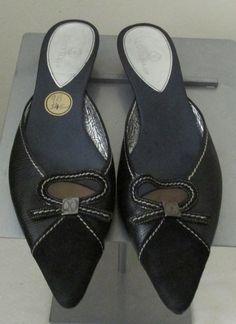 Cole Haan black sandals Sz 9 B, excellent condition!