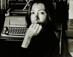 Because it's Joan Didion's birthday, here are some of her very best quotes