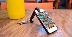 Glif - Suporte para celular smartphone montável em tripé