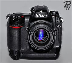 Nikon D2H Camera http://www.photographic-hardware.info