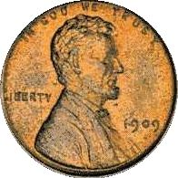 The Lincoln Penny was first issued in 1909 to commemorate Abraham Lincoln's 100th birthday. It was the first American coin to bear a president's image on its face.