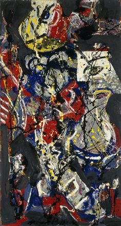 Moon Vessel - Jackson Pollock - The Athenaeum Tachisme, Contemporary Abstract Art, Modern Art, Jackson Pollock Art, Jack Pollock, Pollock Paintings, Art Paintings, Famous Artists, Famous Abstract Artists