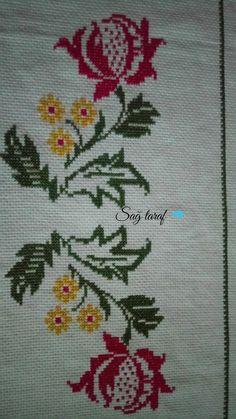 Crochet Bedspread, Cross Stitch Designs, Diy And Crafts, Embroidery, Pattern, Towel Bars, Cross Stitch Borders, Paper Craft Work, Monogram
