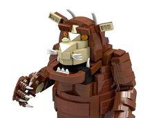 Lego Ideas Gruffalo