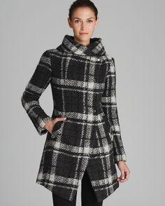 Dawn Levy Coat - Amelia Boucle | Bloomingdale's