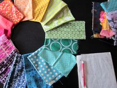 Color Intensive coming soon! by StitchedInColor, via Flickr