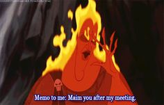 """Hades was undoubtedly the best Disney villain. 