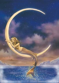 Happy Flowy New Moon in Pisces ~ the sign of dreamers and the sea ~