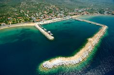 Skala Sotiros of Thassos, Macedonia n Thrace_ Greece Samos, Great Places, Beautiful Places, Chios Greece, Places In Greece, Greece Islands, Thessaloniki, Vacation, Outdoor