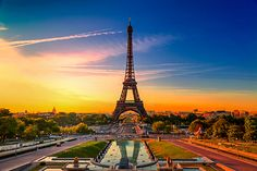 um lugar: París