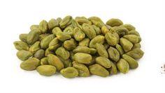 Pistaschnöt ---- Näringsinnehåll per 100 gram Protein: 20,5 g. Kolhydrater: 21,7 g. Fett: 48,5 g. Kalorier: 606 kcal.  Fredrik Paulún: En nöt som är rik på både antioxidanter och protein och innehåller dessutom naturligt kolesterolsänkande ämnen. Eftersom den rostas i sitt skal är rostade och saltade pistaschnötter helt okej som snacks. En rolig detalj är att själva skalandet av nötterna gör att man äter långsammare och därmed mindre. Det är en mycket bra källa till framför allt…