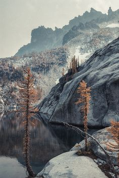 Enchantment Basin, WA