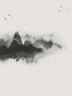 Typography Design, Logo Design, Landscape Materials, Ink Painting, Rice Paper, Chinese Style, Ink Art, Marco Polo, Poster